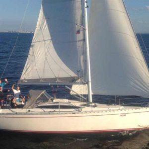 Яхта Delphia 37 Meri